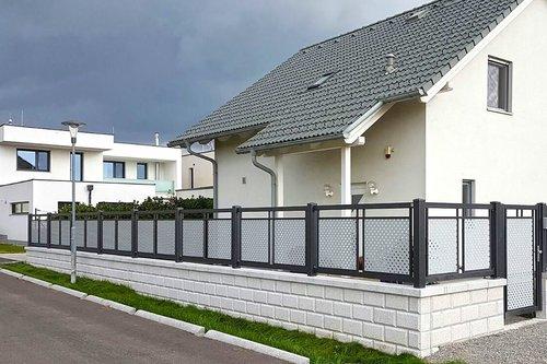 Guardi, Zaun, aluminiumzaun, zäune sichtschutz, zaun modern, zaun günstig,