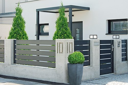 Guardi, zaun modern, gartenzaun günstig, sichtschutz zaun, gartenzaun modern,