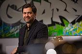 Portrait des neuen Geschäftsführers bei Guardi, Johannes Mitterer