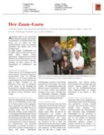 Textauszug aus dem Export Today Magazin zum GUARDI Jubliäum
