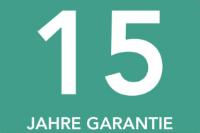 15 Jahre Garantie auf die Oberflächenbeschichtung bei GUARDI